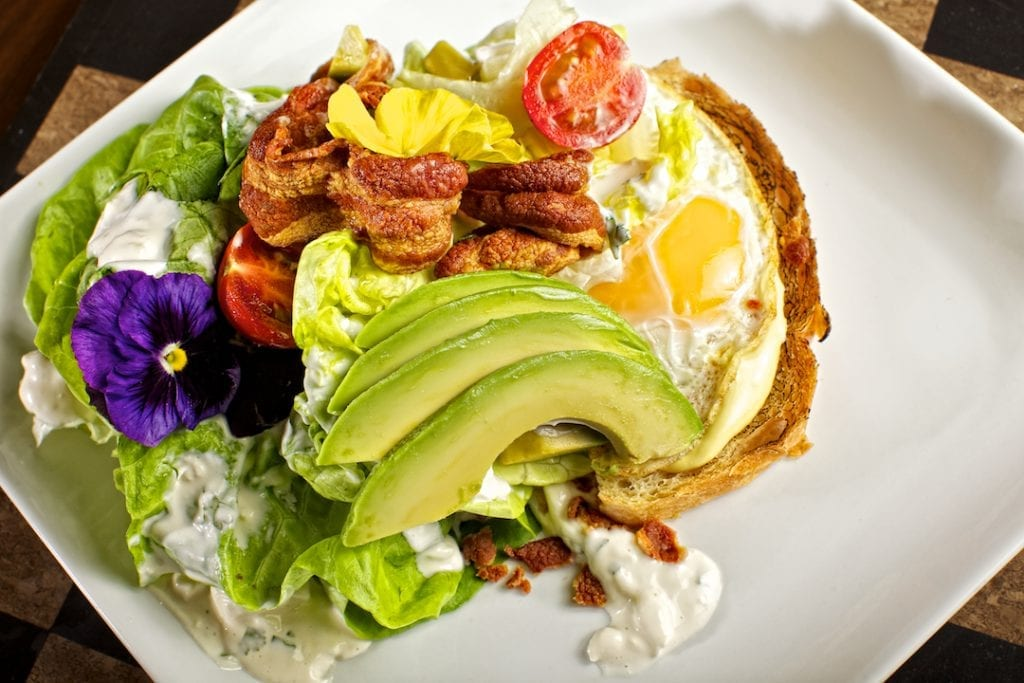 photo of tasty salad