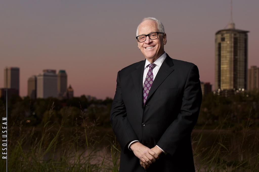 Photo of judge Bill LaFortune