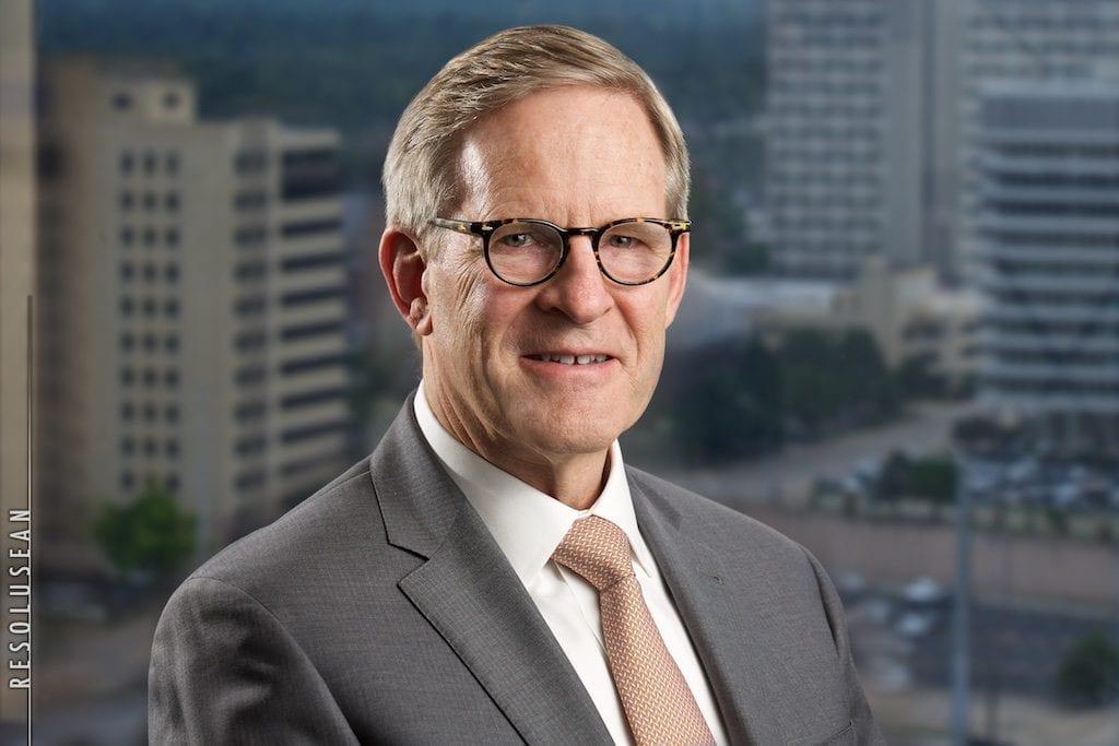 Tulsa Executive Portrait